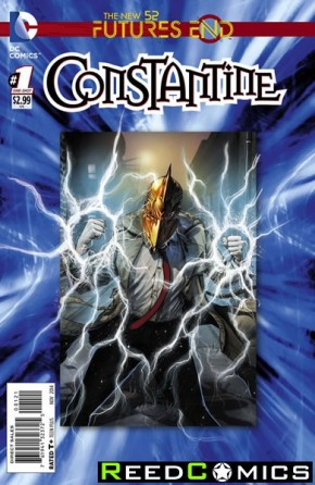 Constantine Futures End #1 Standard Edition
