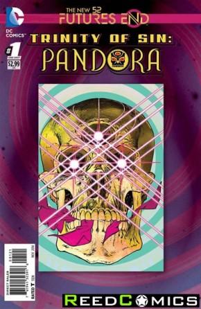 Trinity Of Sin Pandora Futures End #1 Standard Edition