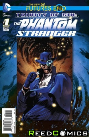 Trinity Of Sin Phantom Stranger Futures End #1 Standard Edition