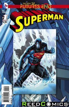 Superman Futures End #1 Standard Edition
