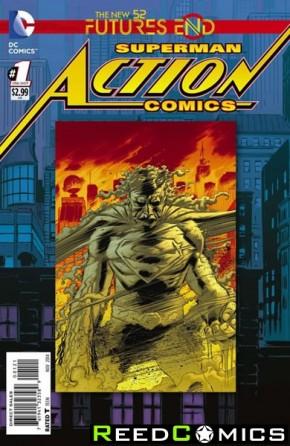 Action Comics Futures End #1 Standard Edition