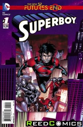 Superboy Futures End #1 Standard Edition
