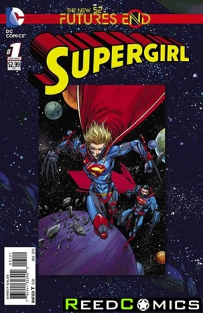 Supergirl Futures End #1 Standard Edition