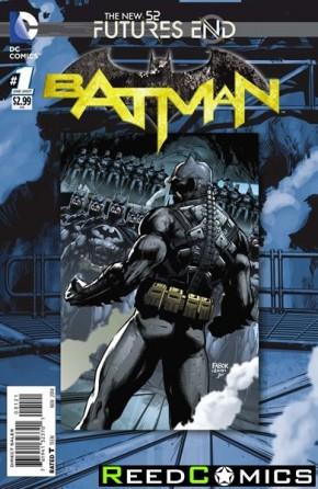 Batman Futures End #1 Standard Edition