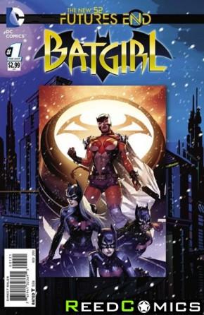 Batgirl Futures End #1 Standard Edition