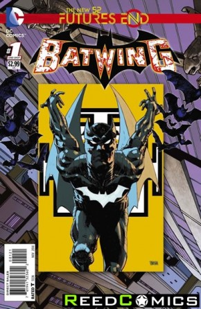 Batwing Futures End #1 Standard Edition