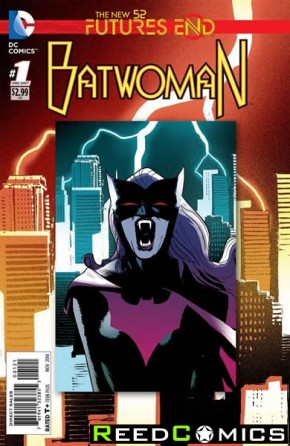 Batwoman Futures End #1 Standard Edition