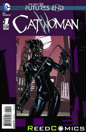 Catwoman Futures End #1 Standard Edition
