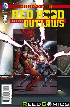Red Hood and the Outlaws Futures End #1 Standard Edition