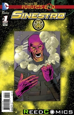 Sinestro Futures End #1 Standard Edition