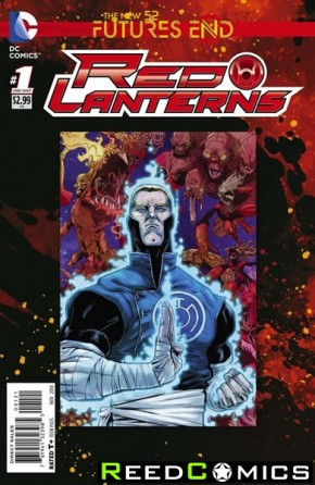 Red Lanterns Futures End #1 Standard Edition