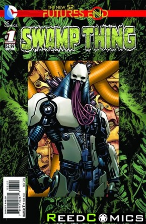 Swamp Thing Futures End #1 Standard Edition