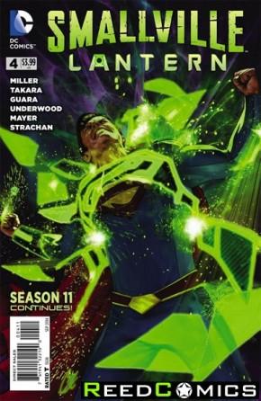Smallville Season 11 Lantern #4