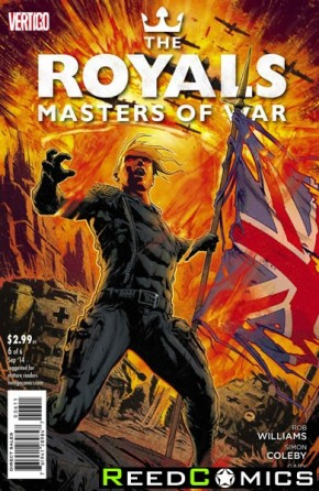 Royals Masters of War #6