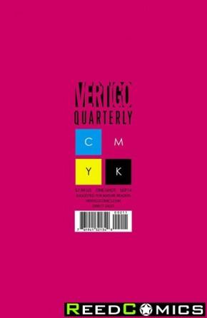 Vertigo Quarterly #1 Magenta