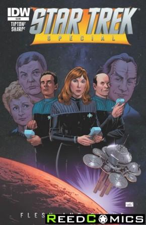 Star Trek Special Flesh and Stone #1