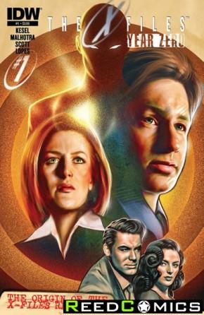 X-Files Year Zero #1