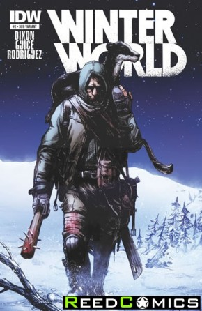 Winterworld  #2 (Subscription Variant Cover)