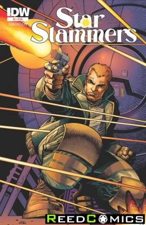 Star Slammers Remastered #5