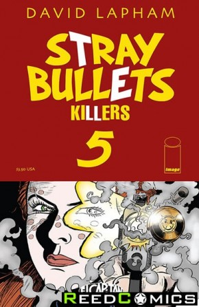 Stray Bullets The Killers #5