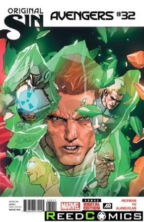 Avengers Volume 5 #32