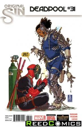 Deadpool Volume 4 #31