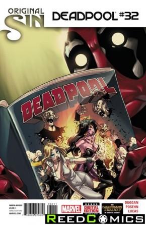 Deadpool Volume 4 #32