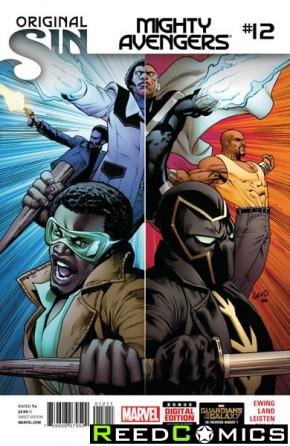 Mighty Avengers Volume 2 #12