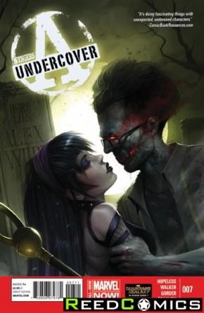 Avengers Undercover #7