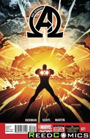 New Avengers Volume 3 #21