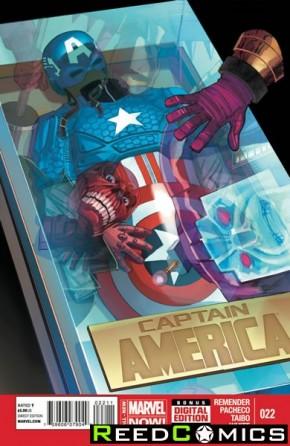 Captain America Volume 7 #22