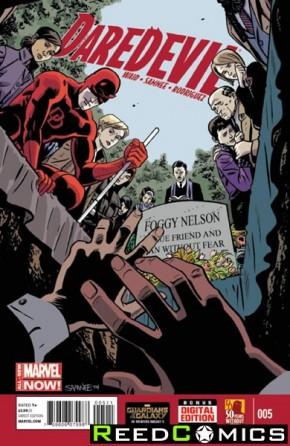 Daredevil Volume 4 #5