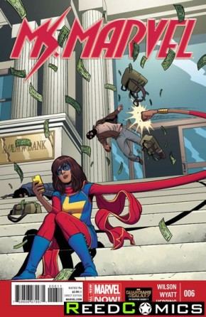 Ms Marvel Volume 3 #6
