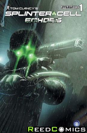 Tom Clancy Splinter Cell Echoes #1