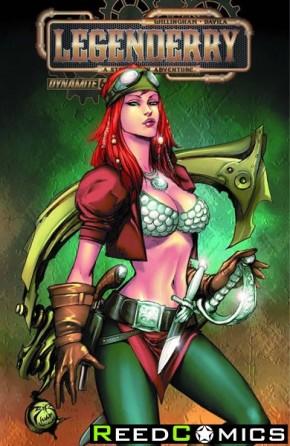 Legenderry A Steampunk Adventure #6