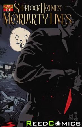 Sherlock Holmes Moriarty Lives #5