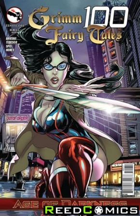 Grimm Fairy Tales #100 (Cover A)