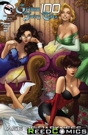 Grimm Fairy Tales #100 (Cover C)