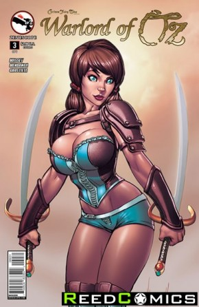 Grimm Fairy Tales Presents Warlord of Oz #3