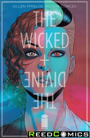 Wicked and Divine #1 (2nd Print)