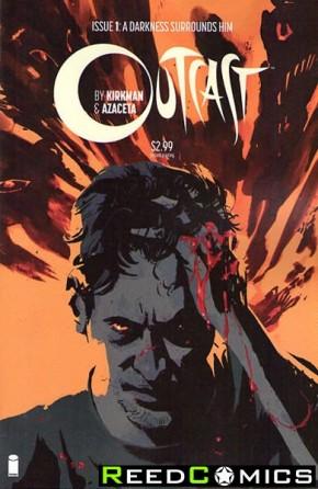 Outcast #1 (2nd Print)