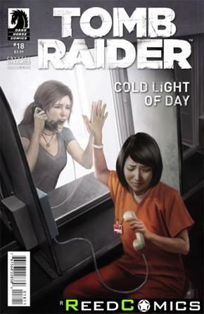 Tomb Raider Volume 2 #18