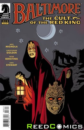 Baltimore Cult of the Red King #3