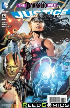 Justice League Volume 2 #42