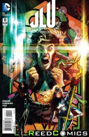 Justice League United #11