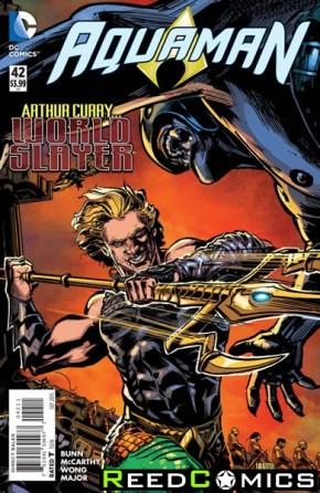 Aquaman Volume 5 #42