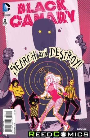 Black Canary Volume 4 #2