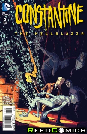 Constantine The Hellblazer #2
