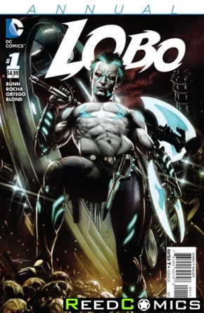 Lobo Volume 3 Annual #1
