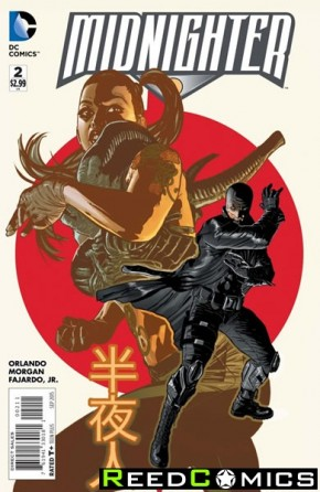 Midnighter Volume 2 #2